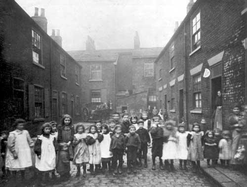 Bell Street, Leylands, 1901
