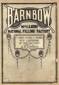 Cover of Barnbow, compiled by RH Gummer