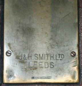 brass floor plate