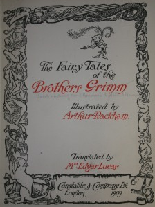Grimm - title page (2)