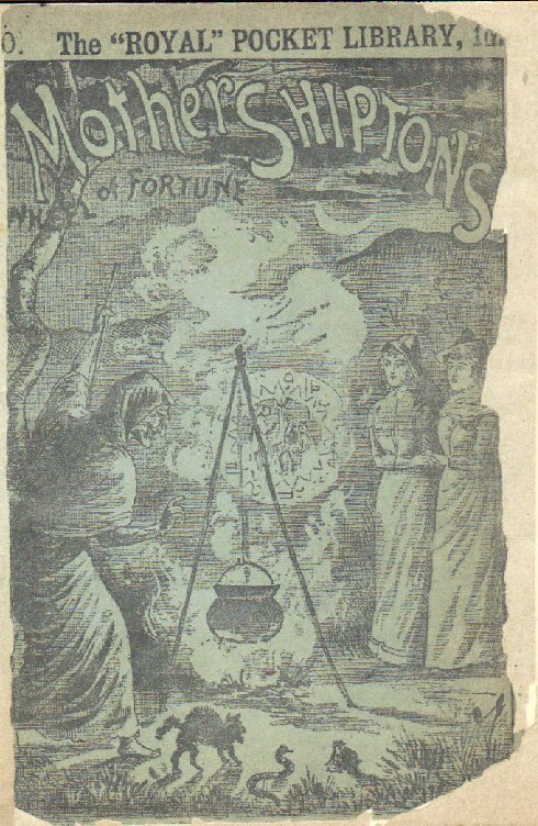 Mother Shipton's Wheel - book cover