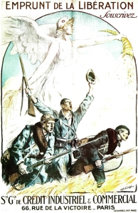 'Posters of the First World War', The Liberation Loan Poster.