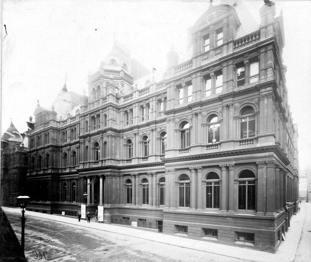 Municipal Buildings – built 1884