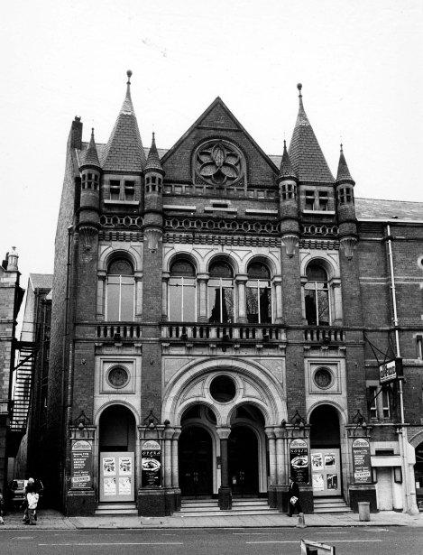 Leeds Grand Theatre, built 1878