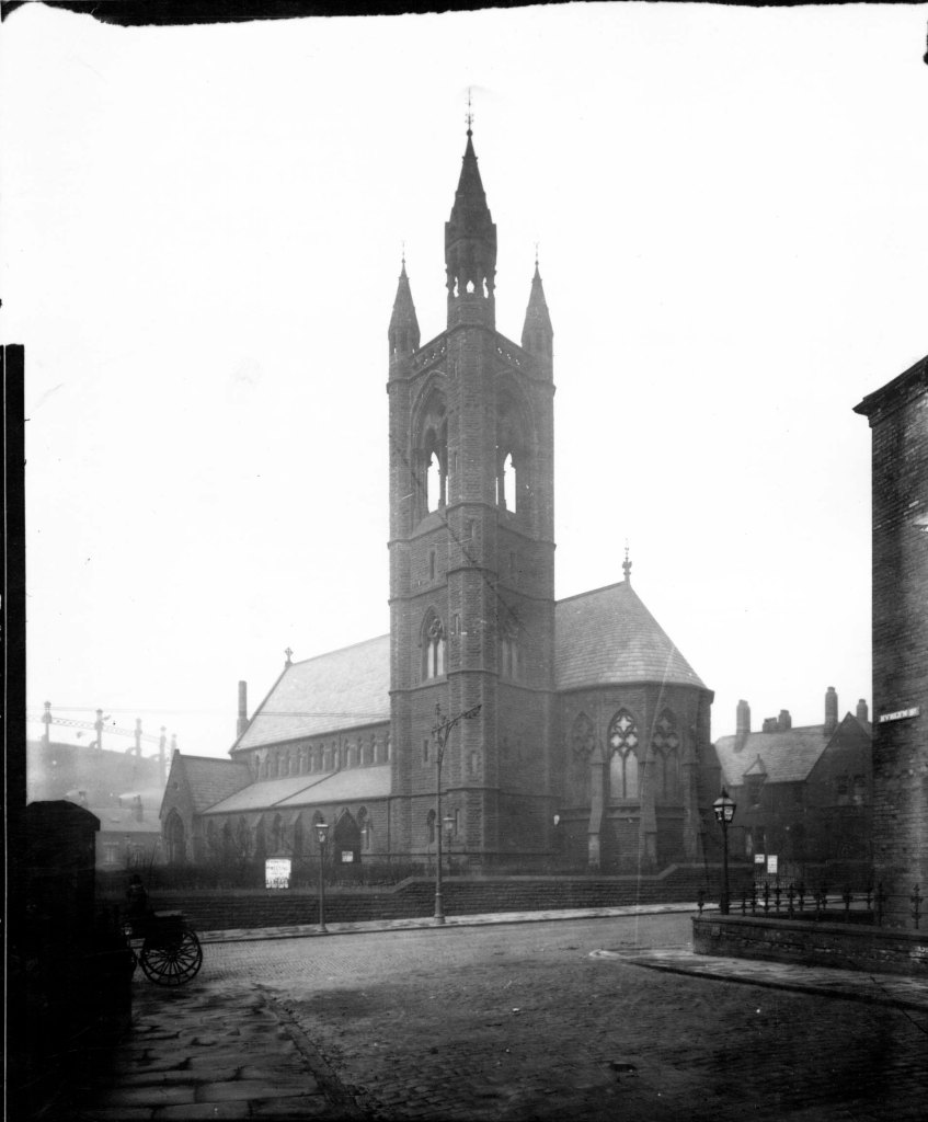 St Clement's Church, Chapeltown Road