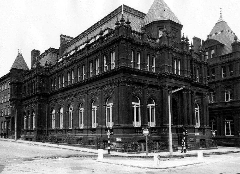 Education School Board Offices – built 1881