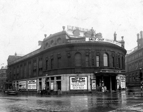 Majestic Cinema in 1947