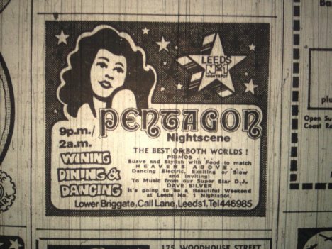 Pentagon advert