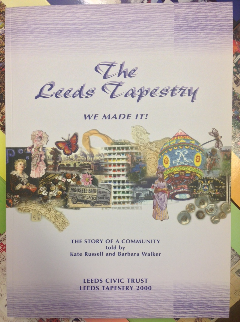 The Leeds Tapestry book