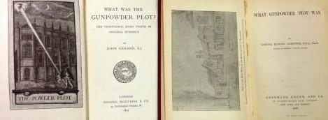 What was the Gunpowder Plot? and What Gunpowder Plot was.