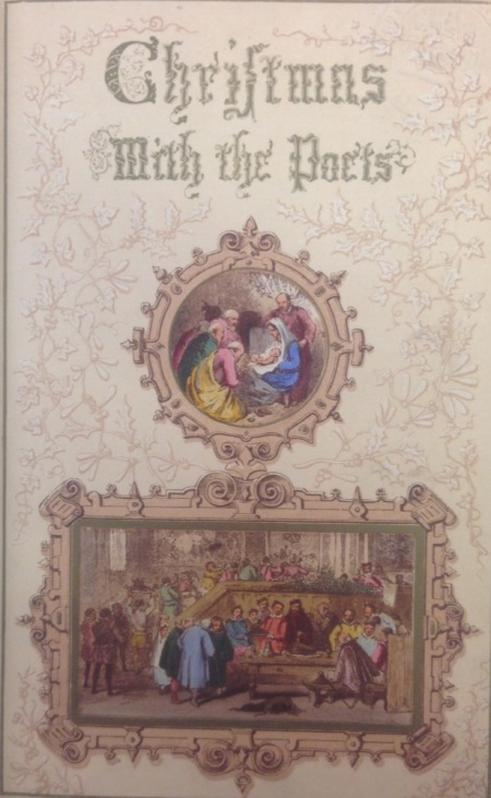 Birket Foster's title illustration from Christmas with the Poets