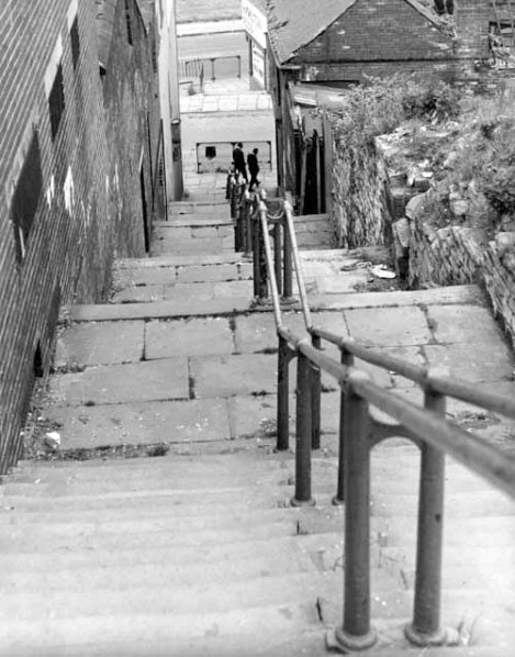 Ninety Nine Steps, c1970s