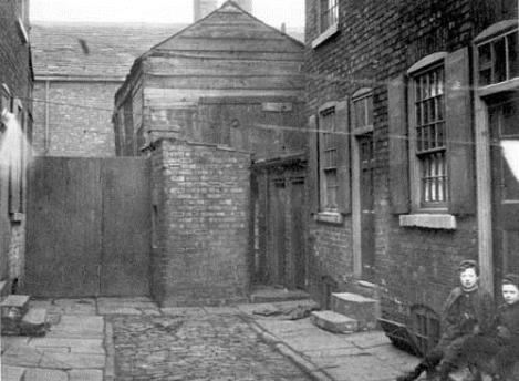 Somerset Court, 1902