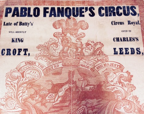 Some of our most popular prints relate to the circus performer and proprietor Pablo Fanque. Most famous for his mention in The Beatles song