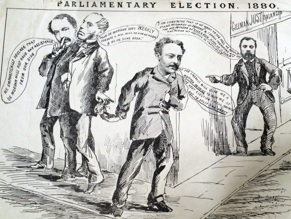 """Parliamentary Election 1880"""