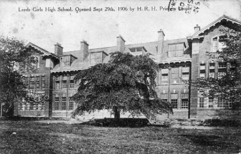 Leeds Girls' High School, 1906