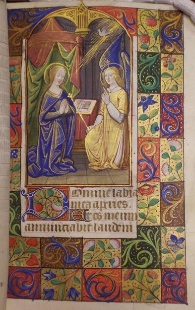 book of hours 1