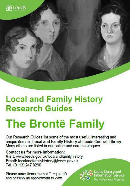 bronte research guide