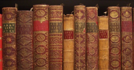 The Gascoigne Collection: more than 3,000 books, pamphlets and periodicals, mainly on military and naval history