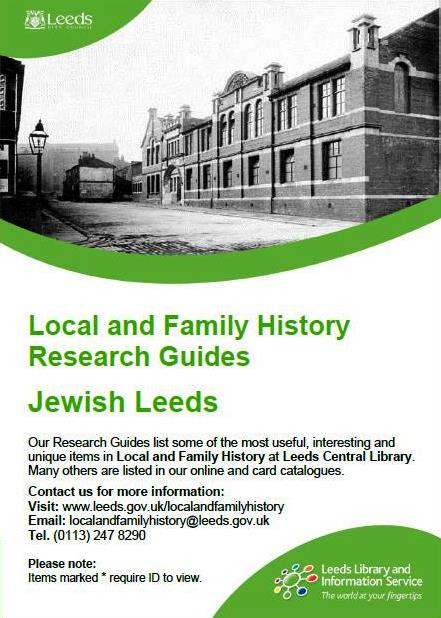 jewish research guide