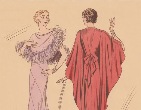 The Sanderson Collection: fashion ephemera from the 1770s to the 1950s