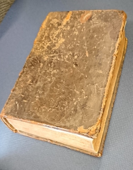 The Uniformity of the Government of England, from the Wing Collection. This rare item chronicling the acts of Parliament during the 14th to the 17th Century will be just one of the many items included during the Handling Sessions