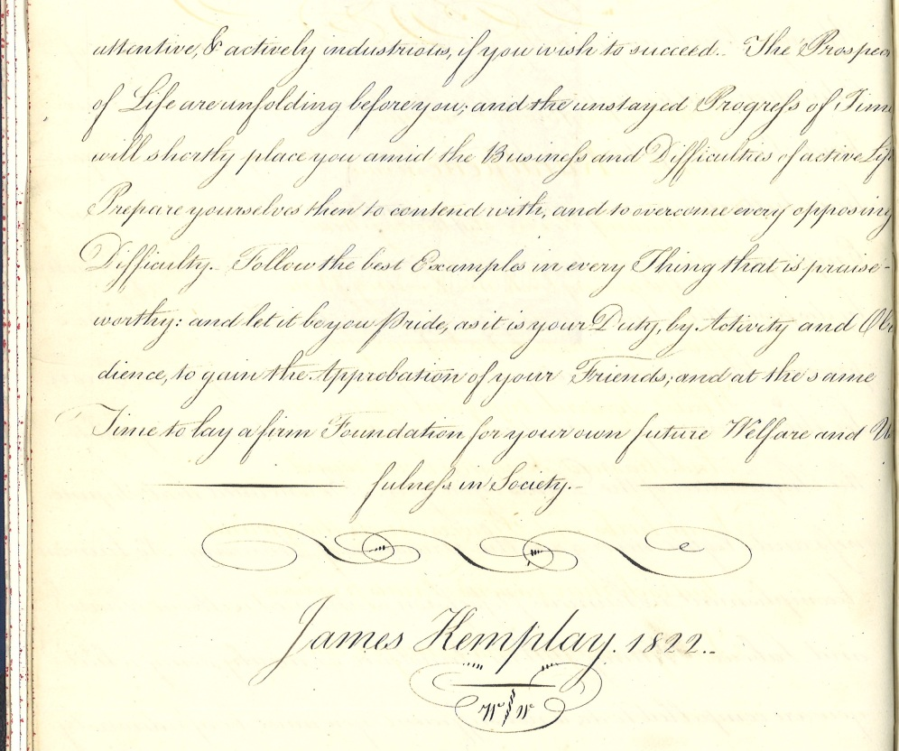 Penmanship page 2