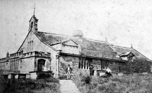 old chapel c1870