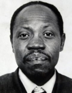 Photo of David Oluwale, 1930 - 1969