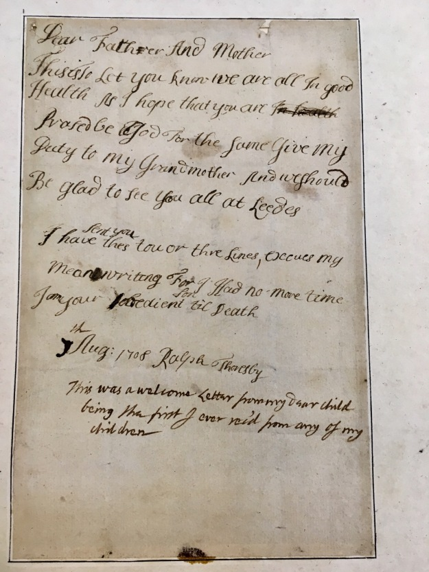 Examples of grangerised material inserted by Boyne into his History of Leeds