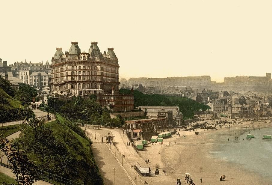 So Palatial A Structure The Grand Hotel Scarborough And Cuthbert Brodrick The Secret Library Leeds Libraries Heritage Blog